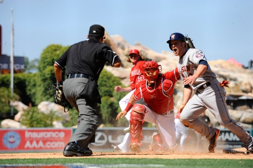 Photo by Matt Brown/Angels Baseball LP