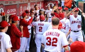 2013 Season, Game 68: Los Angeles Angels vs New York Yankees