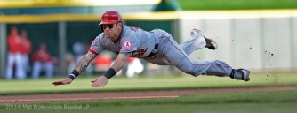 2013 Season, Game 1: Los Angeles Angels of Anaheim vs Cincinnati Reds