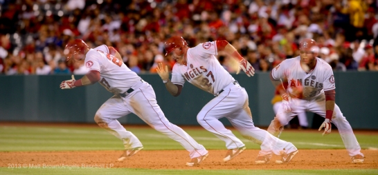 2013 Season, Game 72: Los Angeles Angels vs Seattle Mariners