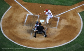 2013 Season, Game 98: Los Angeles Angels vs Minnesota Twins