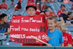 Texas Rangers vs Los Angeles Angels of Anaheim