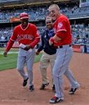 New York Yankees vs Los Angeles Angels