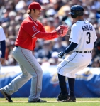 Detroit Tigers vs Los Angeles Angels