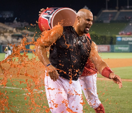 Albert Pujols' Walk-off HR