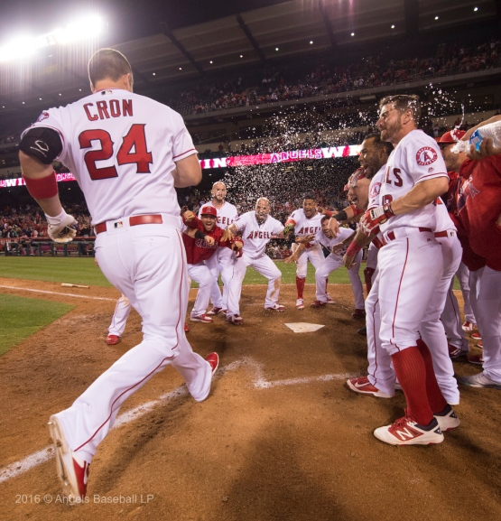 C.J. Cron's Walk-off HR